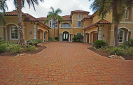 $6.2 Million Mediterranean Lakefront Mansion In Lake Charles, LA