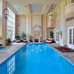 2-story Indoor Pool