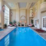 2-story Indoor Pool