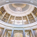 2-story Rotunda Foyer