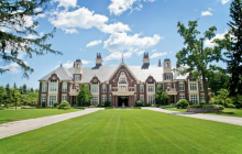 Chelster Hall – A $65 Million Lakefront Mega Mansion In Ontario, Canada