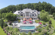 River Oak Farm – A 45 Acre Estate In Mahwah, NJ