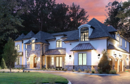 $2.4 Million Newly Built Stone & Stucco Home In Upper Saddle River, NJ