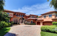 $3.795 Million Mediterranean Waterfront Home In Saint Petersburg, FL