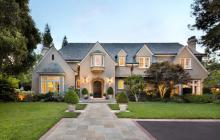 $18.9 Million European Inspired Mansion In Atherton, CA