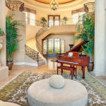 2-story Foyer w/ Staircase & 2-story Great Room