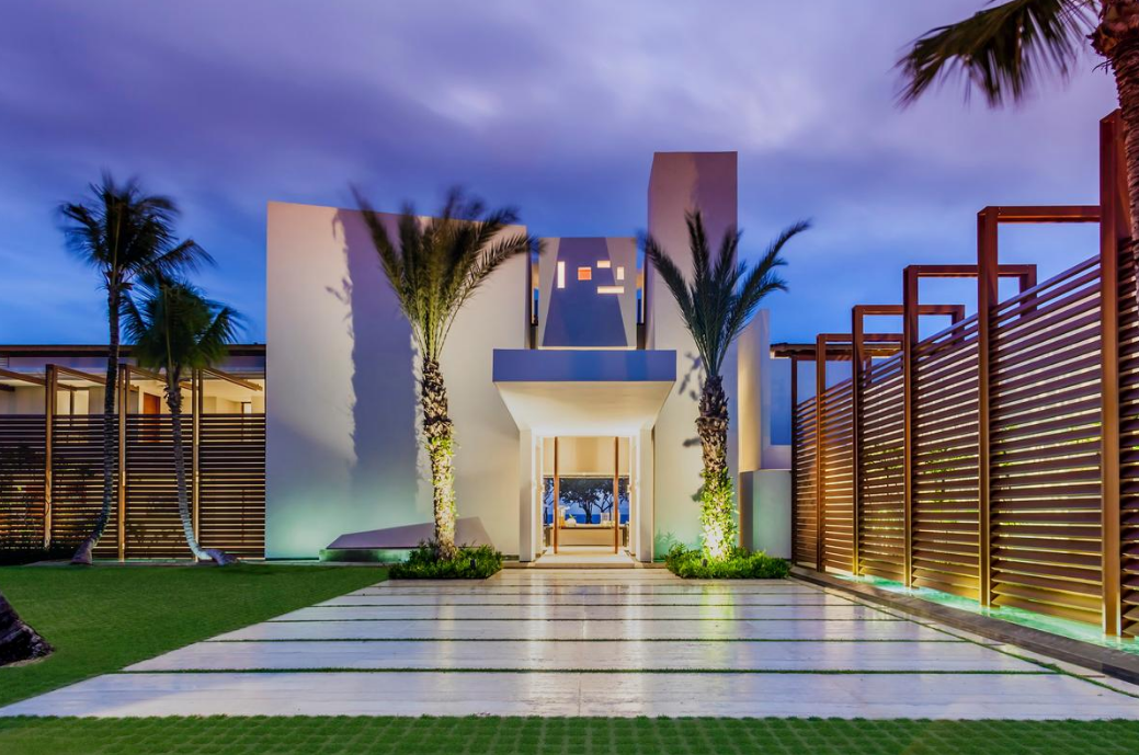 Villa Costa Mar – An Oceanfront Mansion In The Dominican Republic