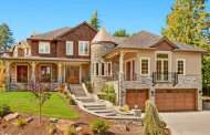 $3.4 Million Newly Built Home In Bellevue, WA