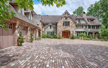 $8 Million 60 Acre Estate In Zirconia, NC