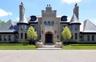 $7 Million Brick Mansion In Bloomfield Hills, MI