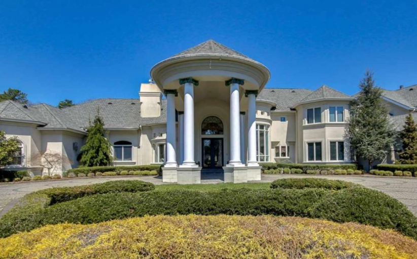 12,000 Square Foot Mansion In Galloway, NJ For Just $1.2 Million