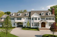 $3.295 Million Newly Built Colonial Home In Rumson, NJ