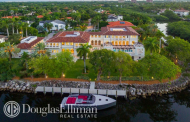 $27 Million Newly Built Waterfront Mega Mansion In Coral Gables, FL