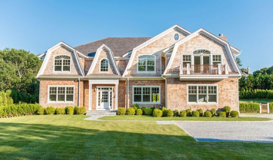 $3.795 Million Newly Built Shingle Home In Southampton, NY
