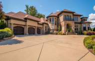 9,000 Square Foot Mansion In Waxhaw, NC