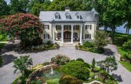 $7.9 Million Lakefront Equestrian Estate In Lebanon, TN