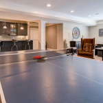 Rec/Game Room w/ Kitchen/Wet Bar