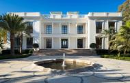 25,000 Square Foot Newly Built Mega Mansion In Marbella, Spain