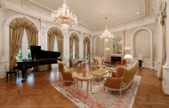 4 Multi-Million Dollar Homes On The Market With Lavish Ballrooms