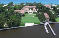 Il Palmetto – A $137 Million Ocean-To-Lake Estate In Palm Beach, FL