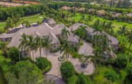 13,000 Square Foot Country Club Mansion In Naples, FL
