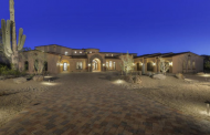 $3.39 Million Golf Club Mansion In Scottsdale, AZ