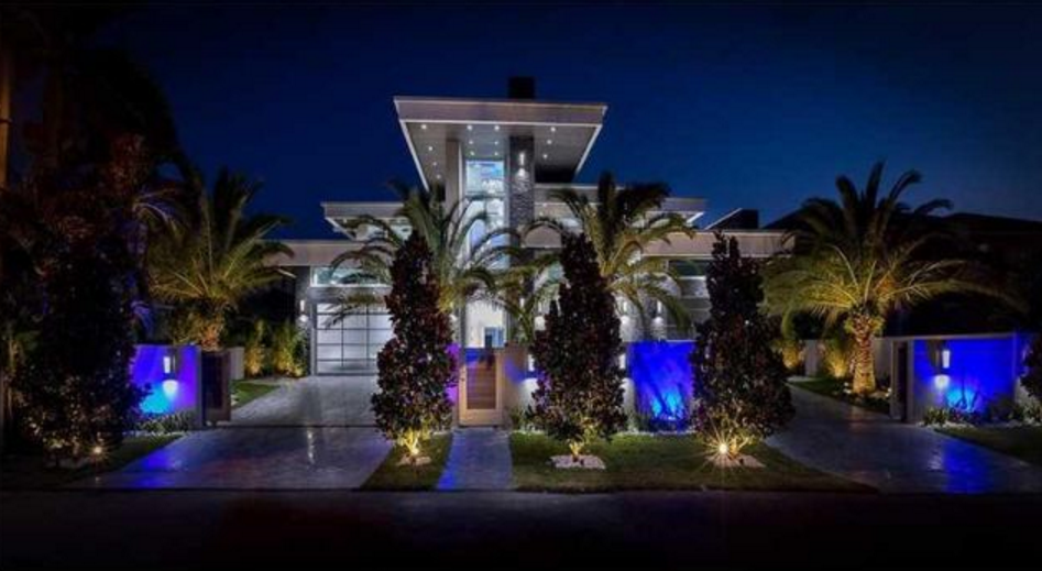 11,000 Square Foot Newly Built Modern Waterfront Mansion In Fort Lauderdale, FL