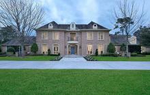 $3.199 Million Brick Mansion In Piney Point Village, TX