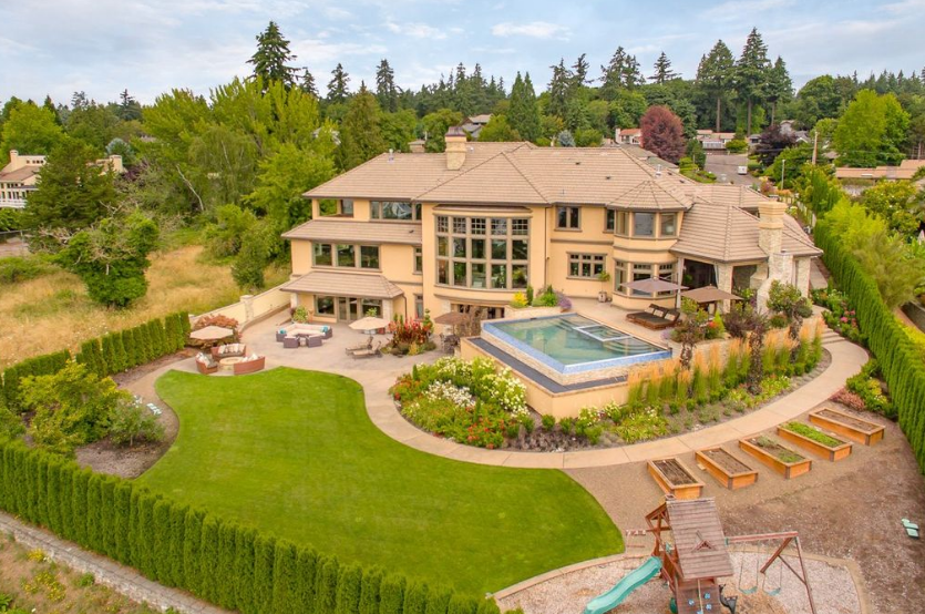 2 9 Million Mansion In Vancouver Wa Homes Of The Rich