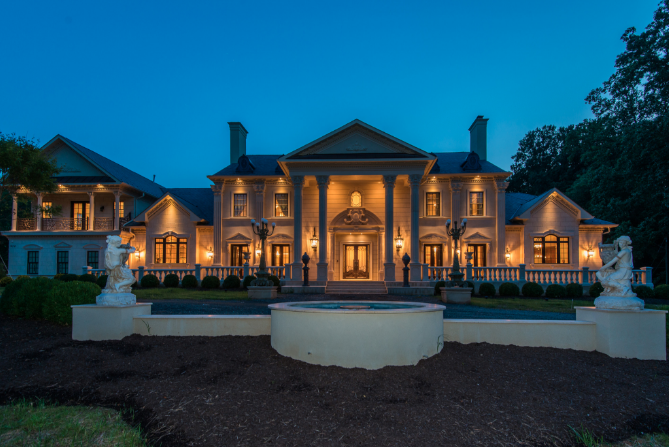 A Look At Some Mansions 7 Homes Of The Rich The 1