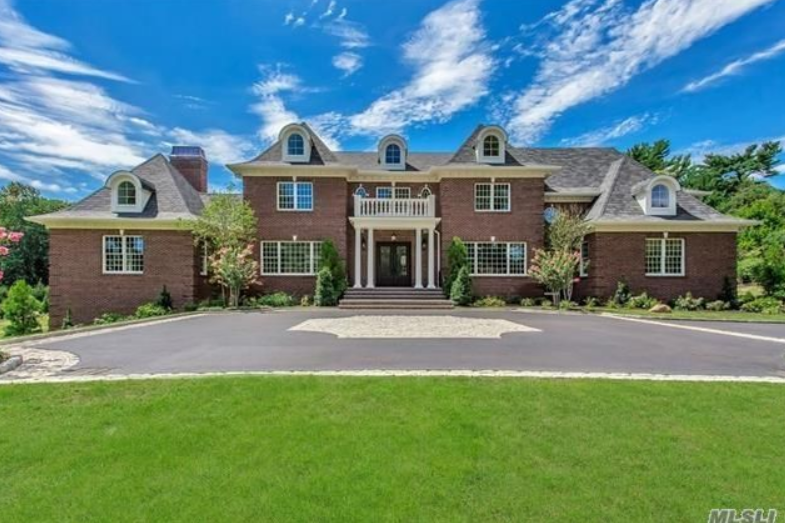 $5.488 Million Newly Built Brick Home In Old Brookville, NY