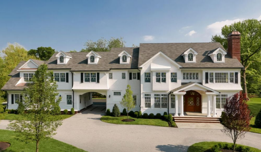 3 fabulous new jersey new builds worth buying photos for Porte cochere piani casa