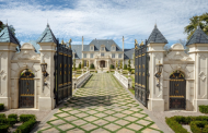 4 French Inspired Mega Mansions You Have To See To Believe!