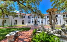 12,000 Square Foot Historic Mediterranean Mansion In San Antonio, TX