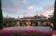 $27.9 Million Mediterranean Mansion In Santa Barbara, CA