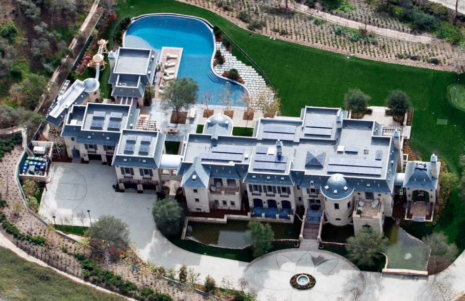 3 Celebrity Owned California Mega Homes You Gotta See