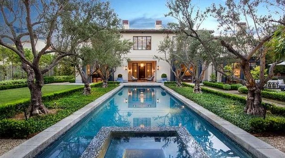 French Provincial Mansion In Los Angeles, CA Re-Listed