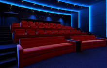 $1 Million IMAX Home Theater