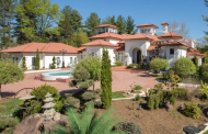 Casa D'Amor – A 13,000 Square Foot Mediterranean Mansion In Potomac, MD