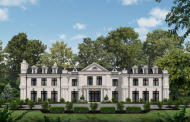 Two 23,000 Square Foot Mega Mansions To Be Built In Alpine, NJ