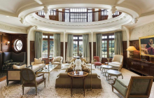 $45 Million 30,000 Square Foot Estate In New Vernon, NJ