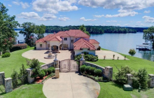 $3.4 Million Lakefront Home In Hot Springs, AR