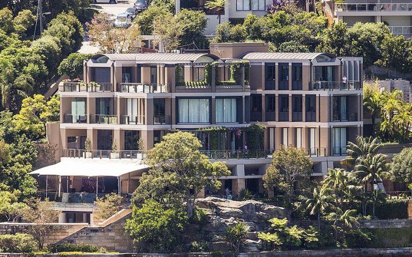 Waterfront Mega Mansion In Sydney, AU To Sell For $100+ Million