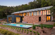 $7.9 Million Contemporary Estate In Sonoma, CA