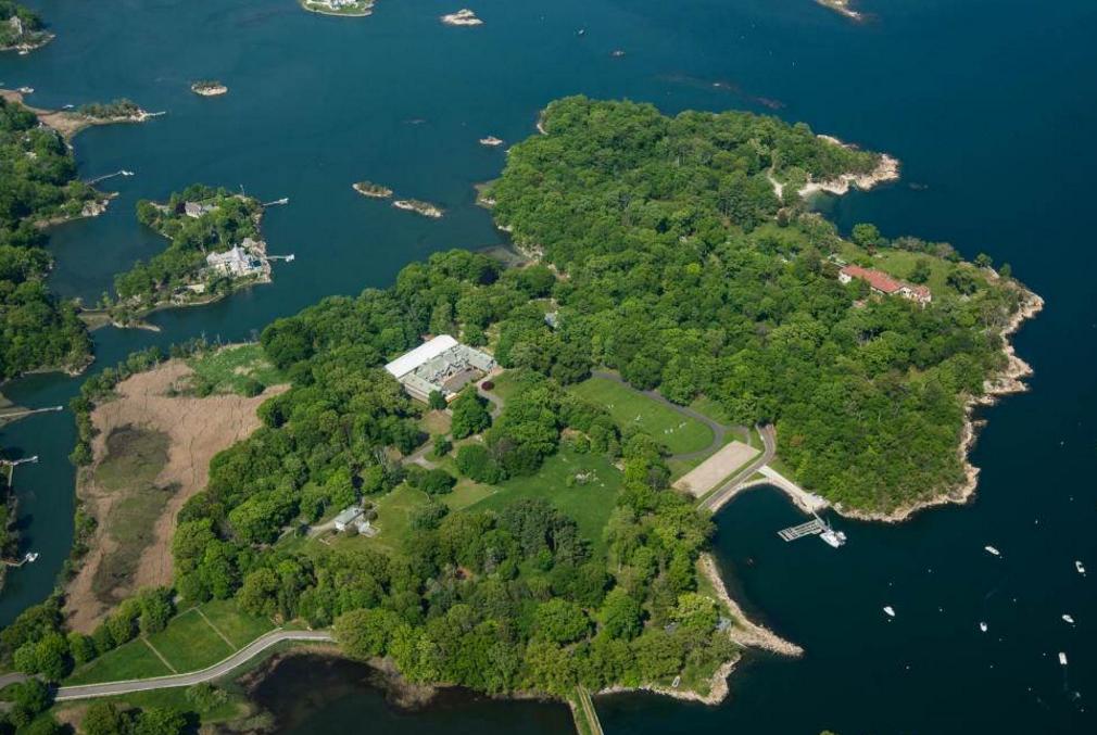 $175 Million Private Island Estate In Darien, CT