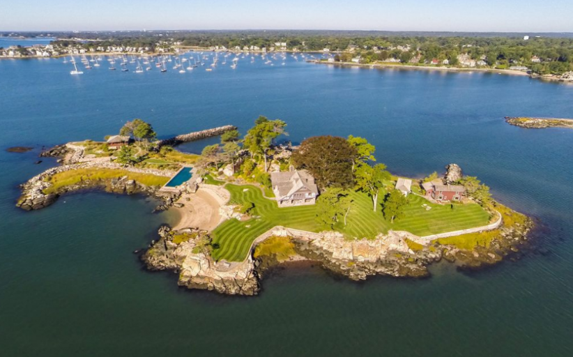 Tavern Island – A Historic Private Island In Norwalk, CT