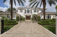 $7.395 Million Georgian Waterfront Home In Delray Beach, FL