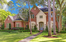 $3.3 Million Brick Home In Houston, TX