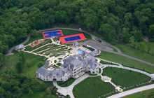 3 Jaw-Dropping Mega Mansions That'll Blow Your Mind