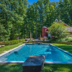 Guest House/Barn & Swimming Pool